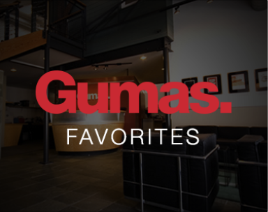 Gumas Portfolio Favorites
